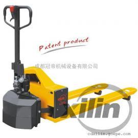 西林CBD10A-II半电动搬运车:永磁无刷电机,免维护
