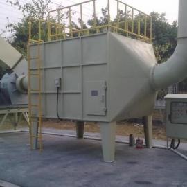 金坛有机废气处理金坛有机废气处理设备【常州蓝阳环保设备厂】