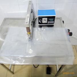 厂家供应操作简单半自动立式食品袋装包装压阀机-TP1
