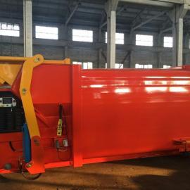 程力8立方移动式垃圾压缩箱厂家型号配置报价