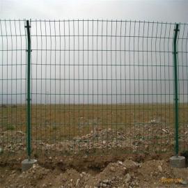 光伏电站围栏网@光伏场区隔离防护网加工材质