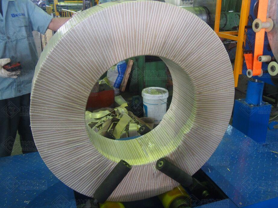 天津河北钢卷包装机生产厂家电话