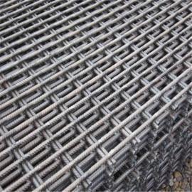 周口隧道防护用钢筋网片-8个圆螺纹焊接钢筋网片井下加固用网