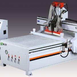 板式家具自动贴标数控开料机-生产线
