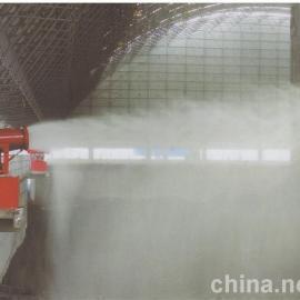 喷雾降尘加湿风机