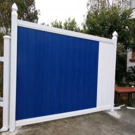 泸州方正围挡厂:泸州PVC施工围挡,PVC塑钢围墙护栏
