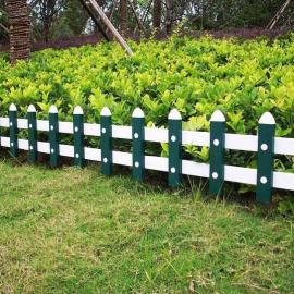 开封PVC塑钢护栏,开封市政公园花坛护栏,园区围栏