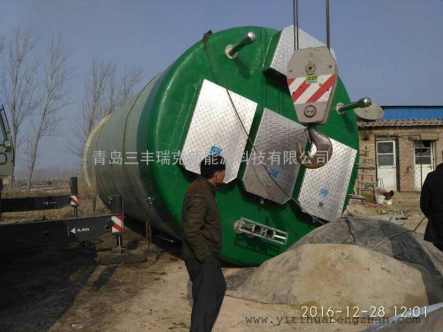 江西新余SFRK-WYB一体化泵站