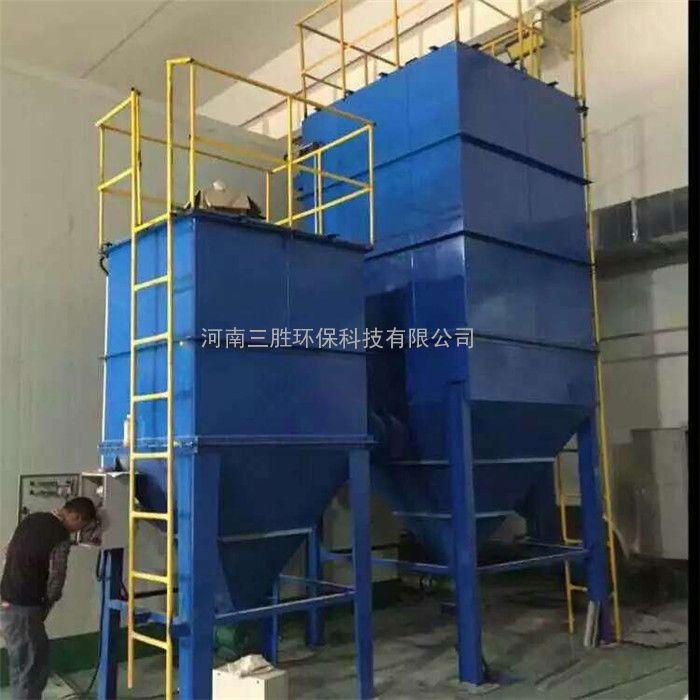四川广元三胜环保滤筒除尘器具有更先进除尘系统