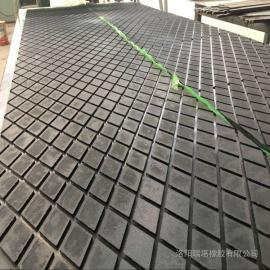 洛阳滚筒包胶橡胶板生产厂家专业生产批发耐磨滚筒包胶胶板