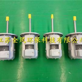非标长轴电机