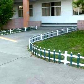 蚌山淮上PVC草坪护栏价格,蚌埠市政绿化护栏,花坛公园围栏