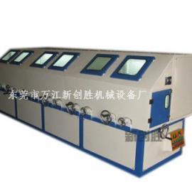 铁管/铝管/不锈钢管/铜管自动抛光机/圆管抛光机