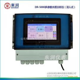 DR5000浸入式在线水质多参数水质分析仪