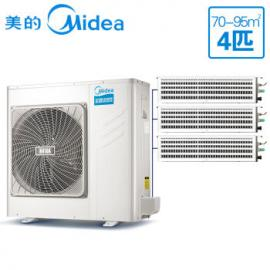 北京美的中央空调TR+F套机型号参数MDVH-V80W/N1-TR(F)