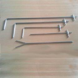 L型白口铁穿堂风皮托管,半径长短都可定制皮托管