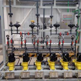 批发销售米顿罗MRoy系列液压隔膜计量泵-上海英帅机电