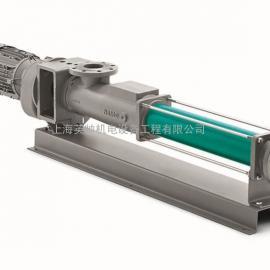 单螺杆泵-耐驰螺杆泵-BY系列奈莫泵-污泥螺杆泵