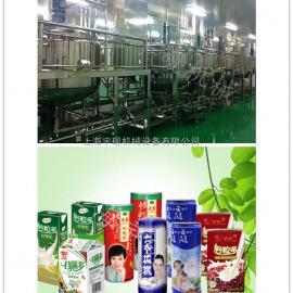 中小型蛋白饮料生产线