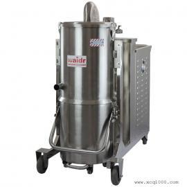 内蒙古铸造车间用高温工业吸尘器|吸生产废料大吸力吸尘器