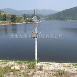 智能雨量水位监测站