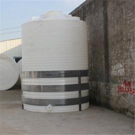塑料蓄水箱 钧宏20立方聚乙烯储罐