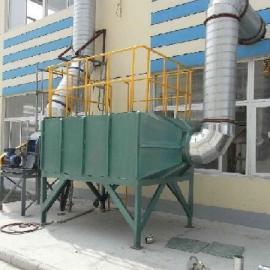常州活性炭吸附设备-常州活性炭净化塔【常州蓝阳环保设备厂】