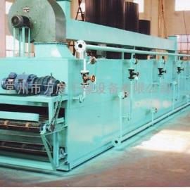 中药饮片专用单层带式干燥机,中药饮片专用单层带式烘干设备