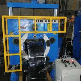 长春胶管包装机,专业生产厂家