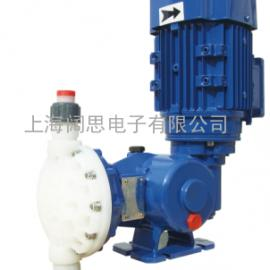 530L/H隔膜式机械计量泵MS1C165C赛高现货促销中