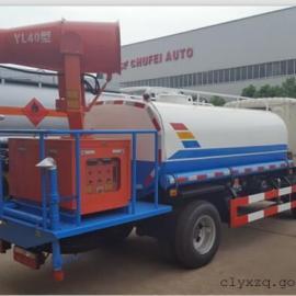 4吨绿化洒水喷药车厂家价格