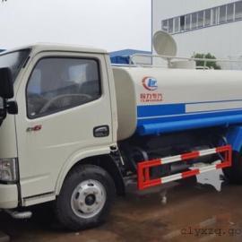 国五东风多利卡6吨洒水车厂家