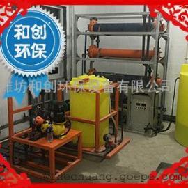 次氯酸钠发生器发生器消毒机/电解食盐次氯酸钠消毒北京赛车