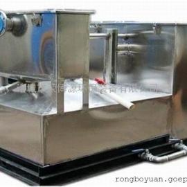 荣博源环保 RBAJ 全自动餐饮污水处理设备 隔油器