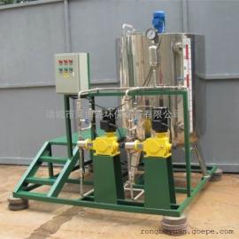 荣博源环保 RBZ系列 供应四川一体化溶解加药装置质优价廉