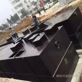 250T小区生活污水处理设备