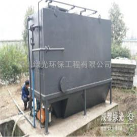 成都绿光环保公司一体化生活、工业、医院污水处理设备