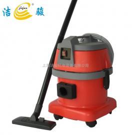 洁骏B500吸尘器家用超静音小型强力15L商用吸尘吸水机