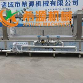 酸菜豆角漂烫机设备希源供应