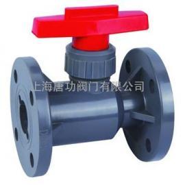 唐功Q41F-6S/10S塑料法�m球�y 聚丙烯法�m球�y