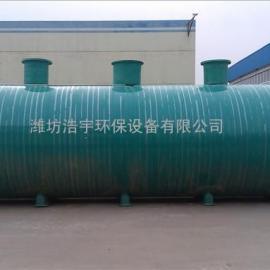 洗衣房污水处理设备生产基地