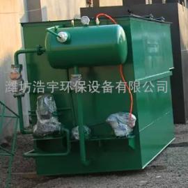 松原豆制品污水处理设备