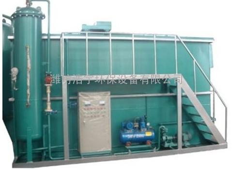 太原养殖污水处理设备-地埋式