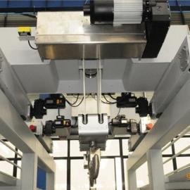 半导体生产车间专用无尘室起重机系统,洁净室行车