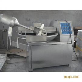 专业生产高速变频斩拌机 千页豆腐斩拌机