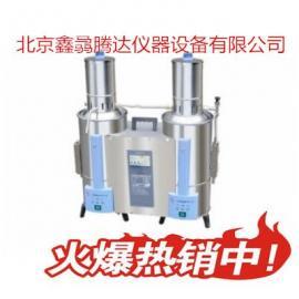 ZLSC系列不锈钢电热重蒸馏水器北京重蒸馏水器用途