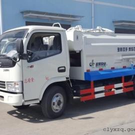 3吨侧装压缩式垃圾车生产厂家