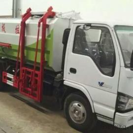 东风多利卡3吨对接式压缩垃圾车厂家