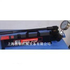 超高压耐压手动泵/超高压手动泵/超高压手动液压泵