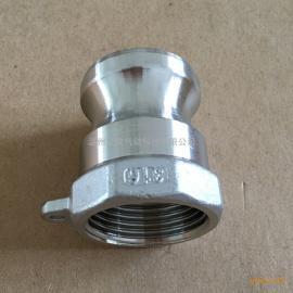 A型快速接�^DN15~250公�端�冉z304不�P�金�h���